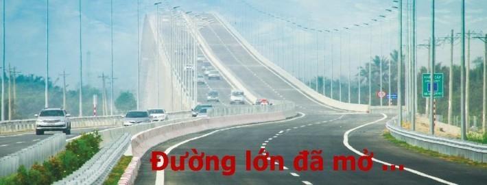 Cao tốc Tp HCM Long Thành Giầu giây thông xe vào ngày 2-1-2014
