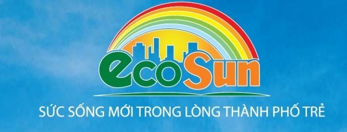Logo đất nền dự án ecosun