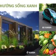 xu hướng sống xanh tại eco sun
