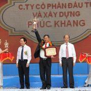Phúc Khang trong hoi cho viet build 2013
